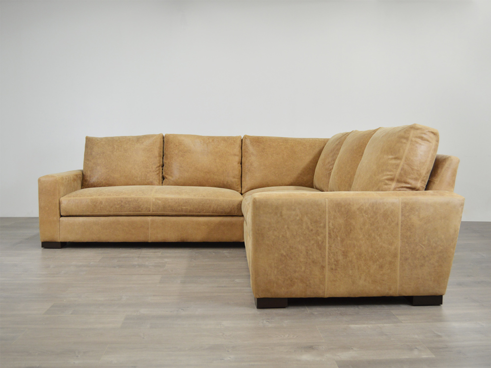 Braxton Corner Sectional Sofa