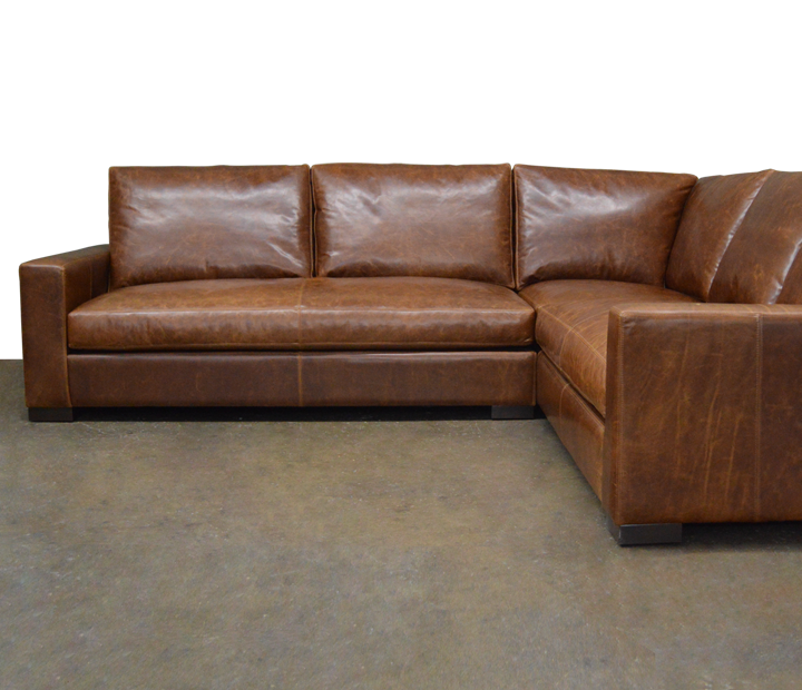 Select a Cushion Configuration on your Leather Furniture that works for you