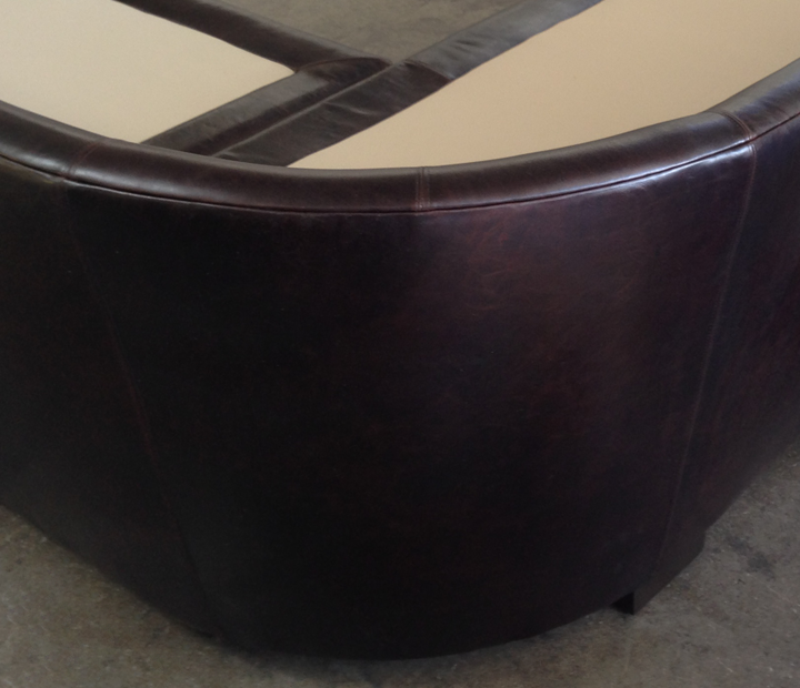 Design a Custom Shape for your Leather Furniture's frame.