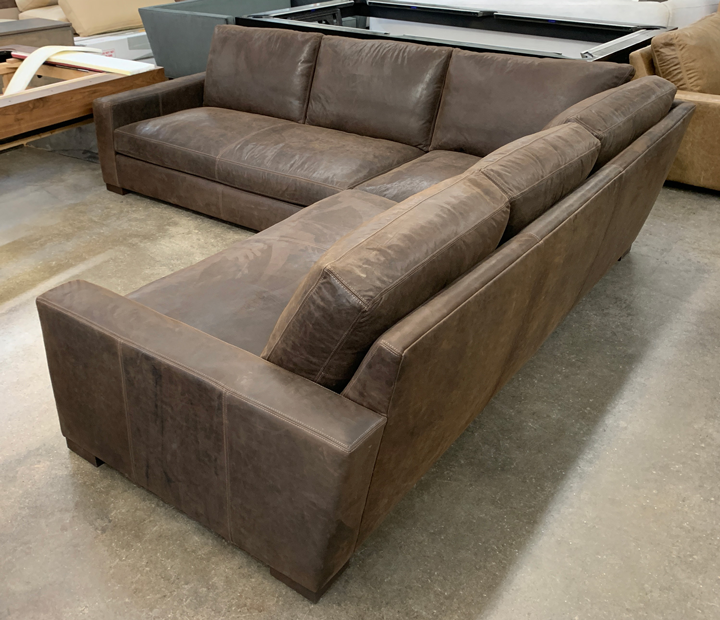 Preview Photo of your Leather Furniture Order