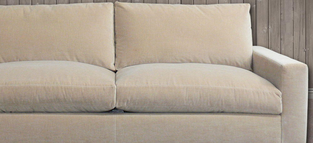 Fabric Upholstered Sofa Collections
