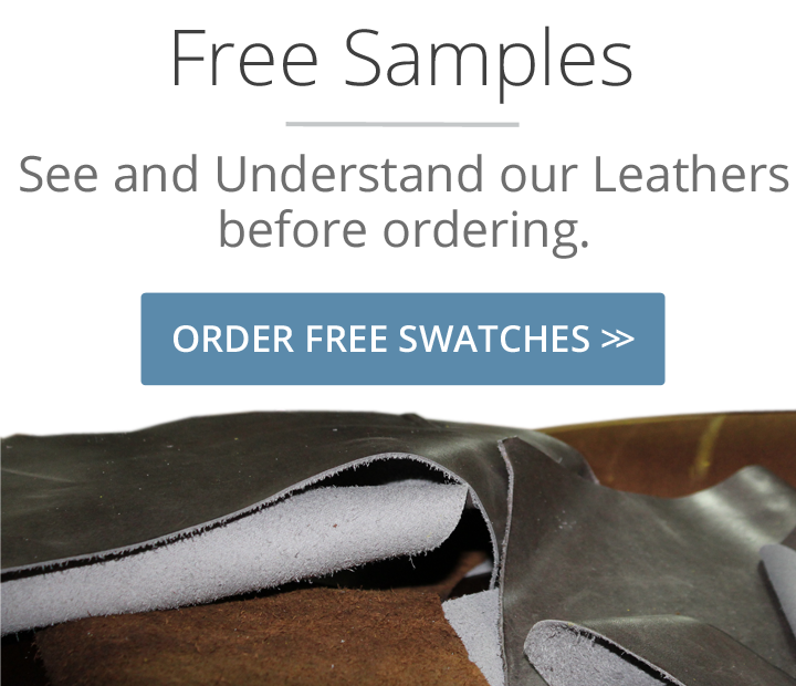 Request Free Samples at LeatherGroups.com