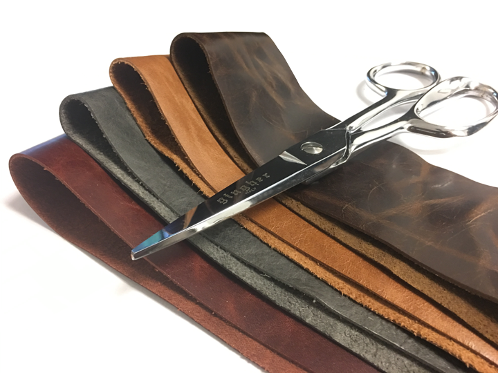 Full Grain Aniline Dyed Leathers