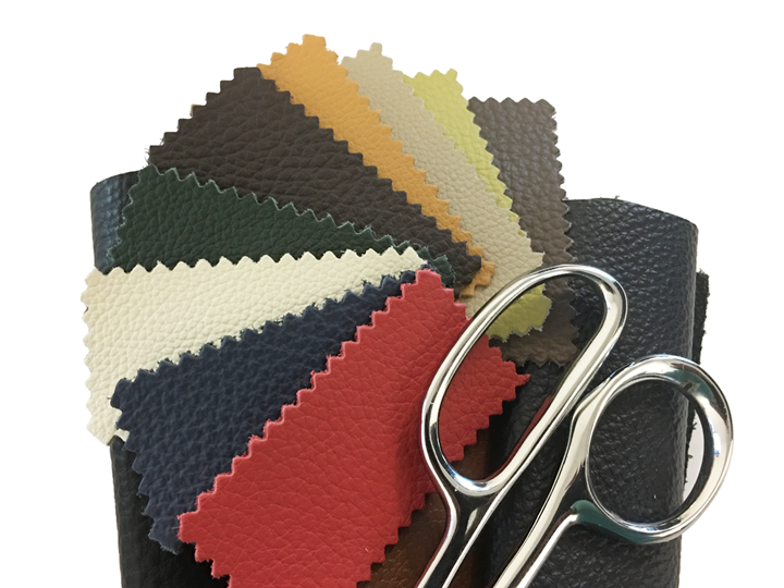 Full Grain Pigmented Leathers from Italy