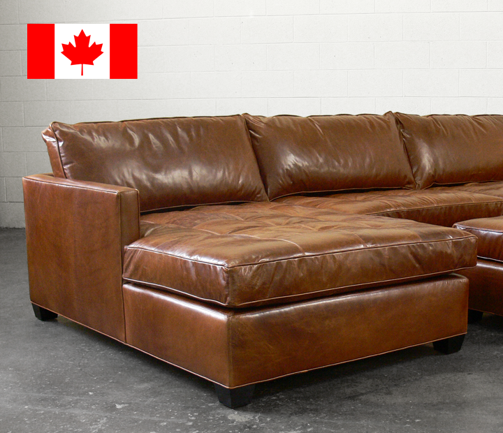 We ship to Canada at LeatherGroups.com