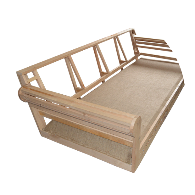 American made Kiln-dried Solid Hardwood Frame